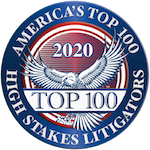 America's Top 100 - High Stakes Litigation