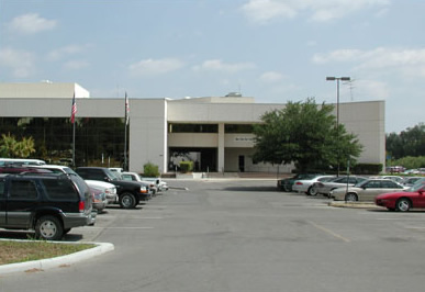 Dade City East Pasco County Criminal Courthouse